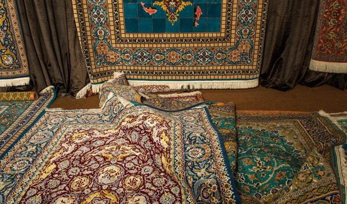 رشد ۳۰۰ درصدی قیمت فرش دستباف در سه ماهه امسال
