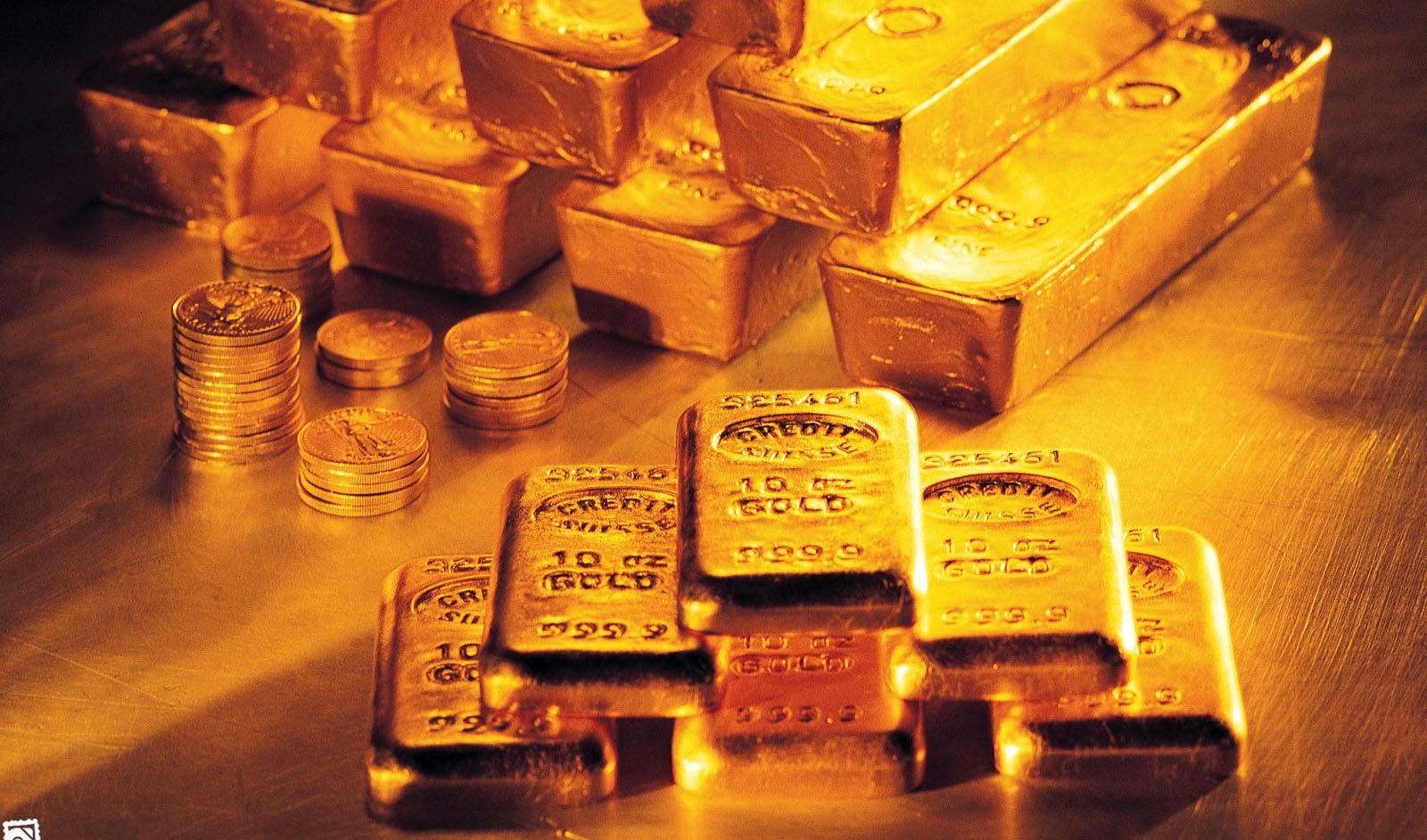 رشد 10 دلاری بهای طلا در بازار جهانی