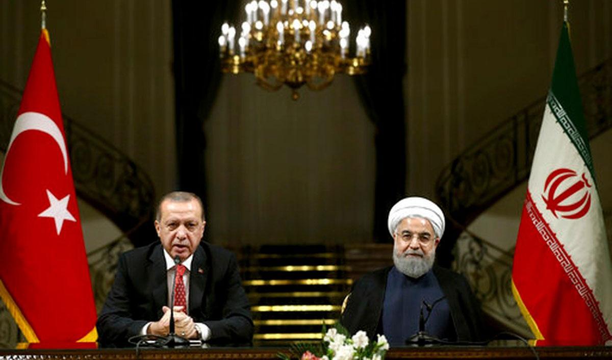 اردوغان خواستار گسترش روابط بانکی با ایران شد