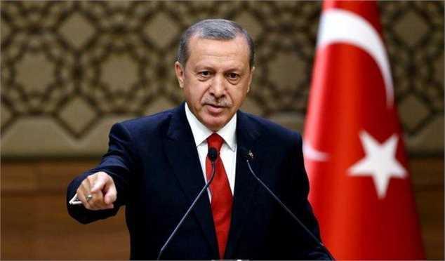 دستور حذف دلار و استفاده از لیر در فروش زمین از سوی اردوغان