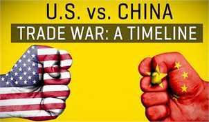 چین خواستار تحریم کالاهای آمریکایی شد