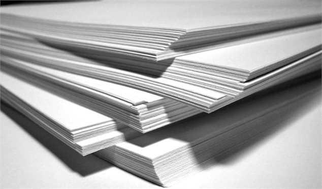 کاغذ در صدر فهرست کالاهای صادراتی در فصل بهار