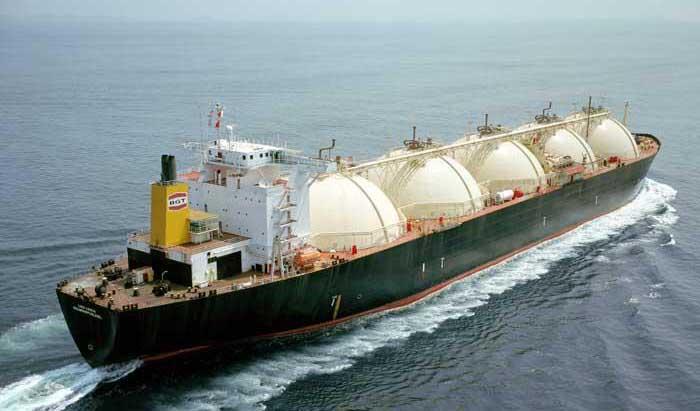 بارگیری آخرین محموله نفتی ایران به ژاپن