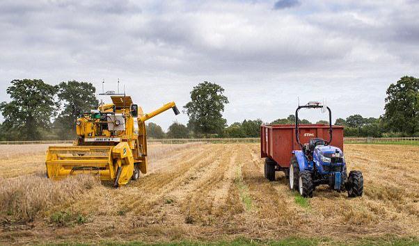 ارتقای ضریبنفوذ دانش در صنعت کشاورزی