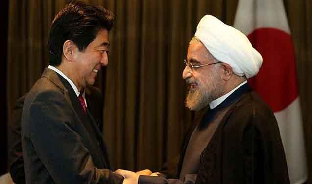احتمال دیدار نخستوزیر ژاپن با روحانی