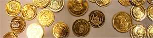 کاهش حباب سکه