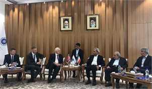 نماینده تجاری انگلیس برای مذاکره درباره روابط تجاری با ایران وارد تهران شد