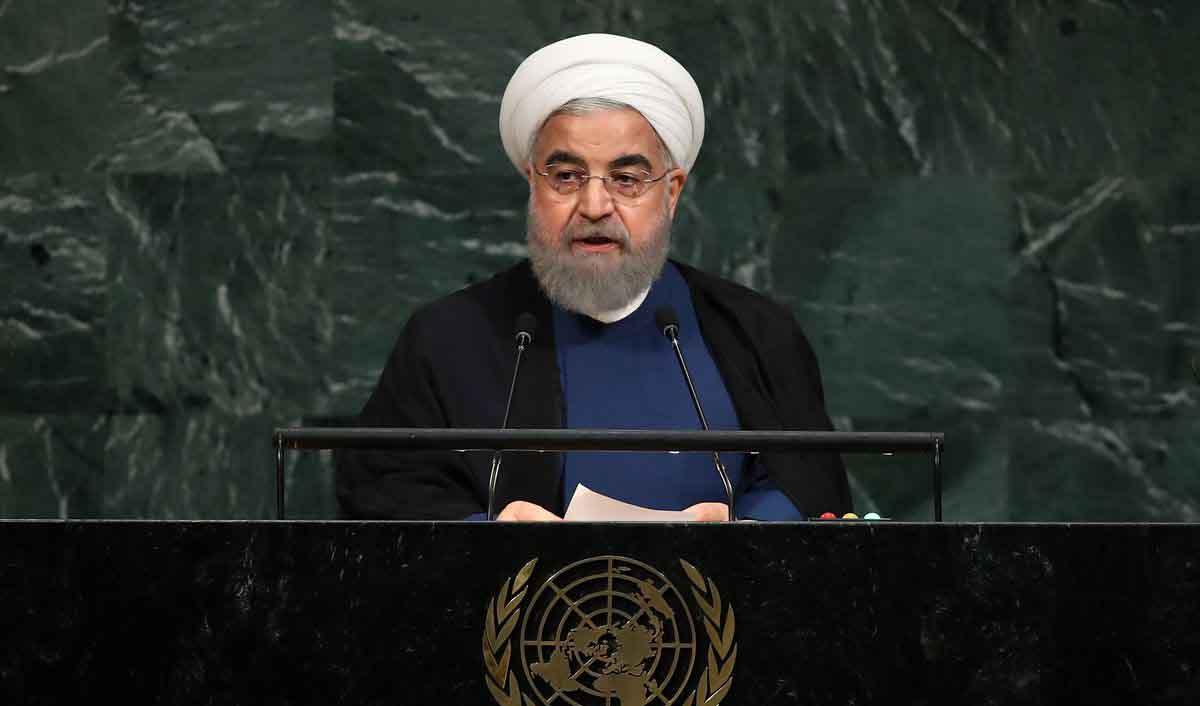 رویارویی ایران و آمریکا در سازمان ملل