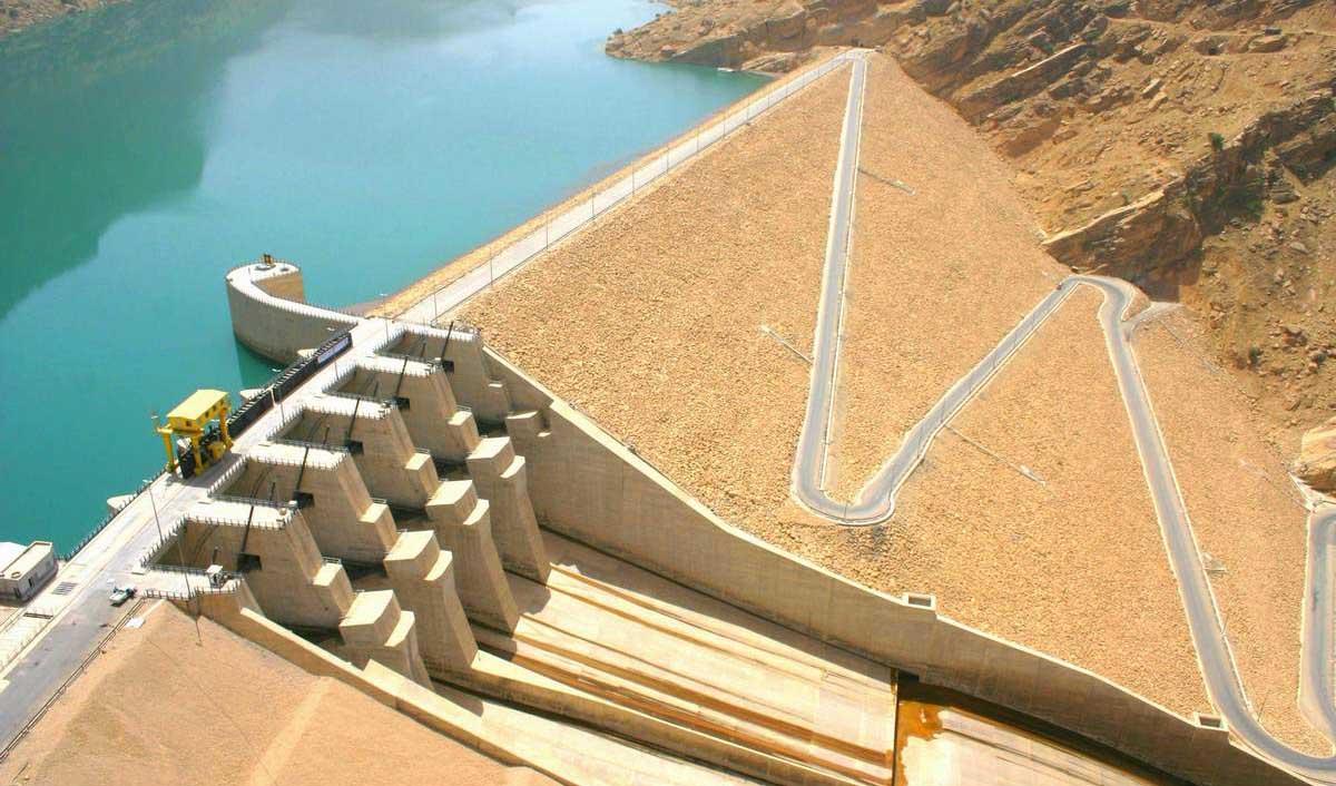 یکصد سد بزرگ کشور کمتر از 40 درصد آب ذخیره شده دارند