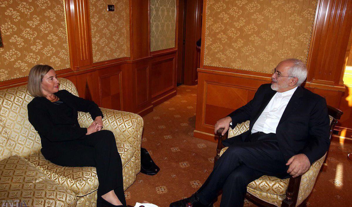خبرگزاری شین هوا: طرح سازو کار ویژه تجاری اروپا و ایران در حال نهایی شدن است