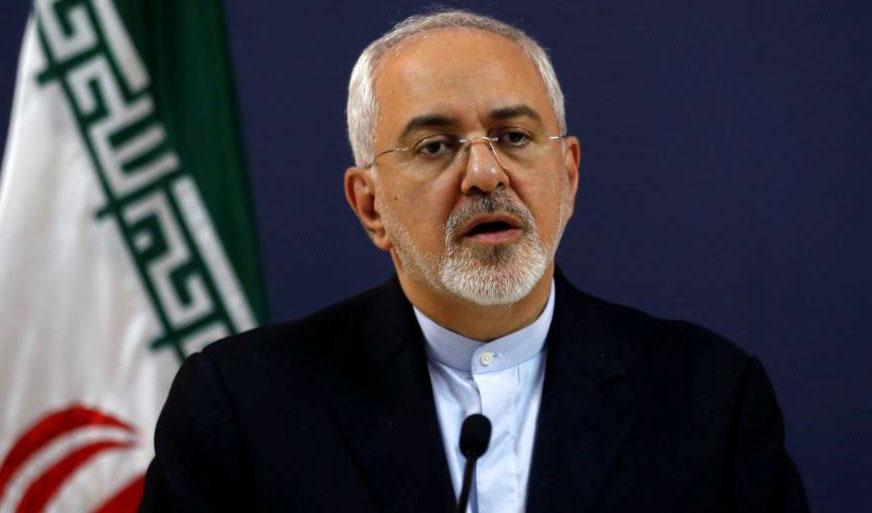 ظریف: مذاکره با آمریکا را غیرمحتمل نمیدانم