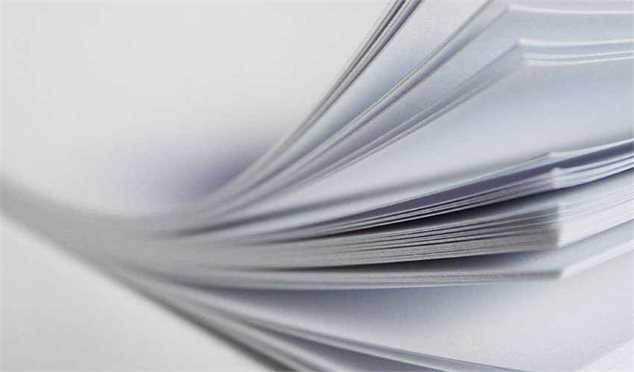 خارج شدن برخی تعرفههای کاغذ از فهرست ممنوعیت صادرات