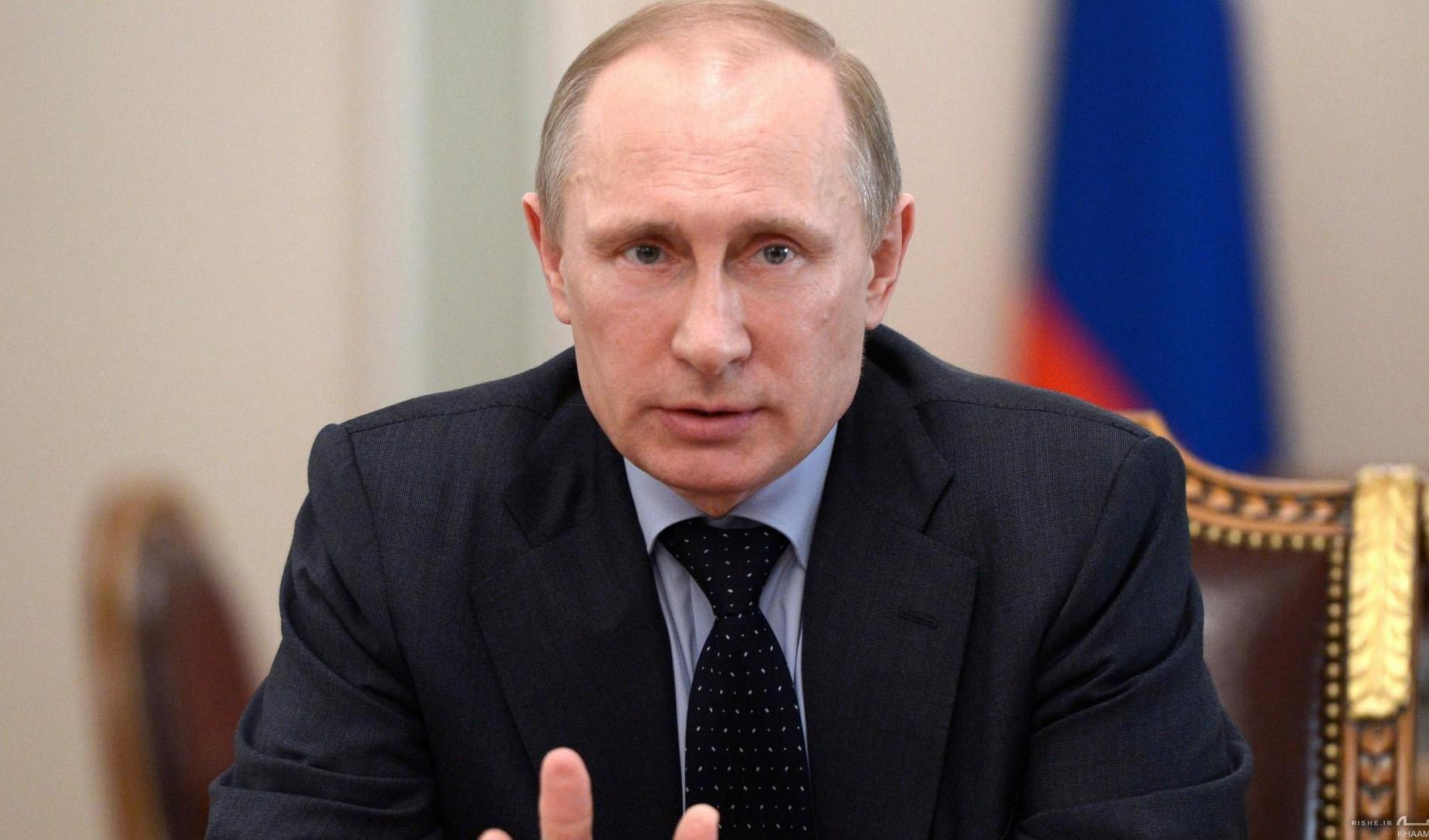 حمایت پوتین از طرح اروپایی مبادلات مالی با ایران