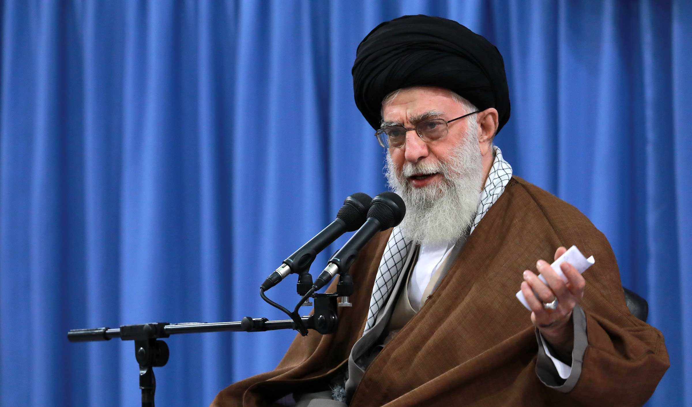 اول عظمت ایران، دوم اقتدار جمهوری اسلامی و سوم شکست ناپذیری ملت ایران