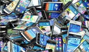 ۱.۷ میلیون گوشی در ۷ ماه سال جاری وارد کشور شد