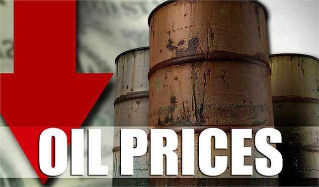 ششمین هفته متوالی افت قیمت نفت