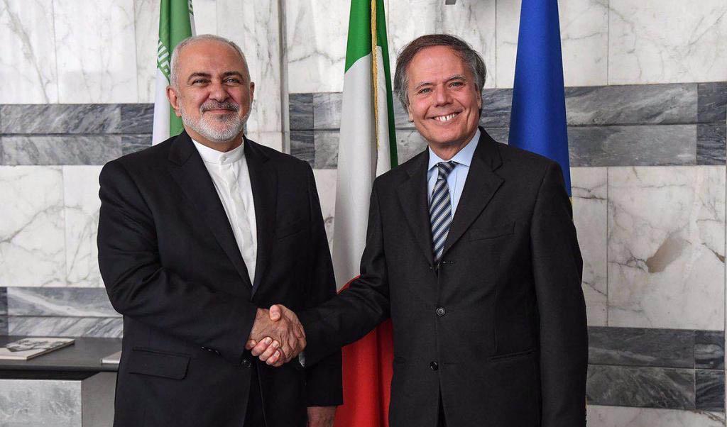 فعالان اقتصادی ایتالیا مصمم به حمایت از برجام هستند