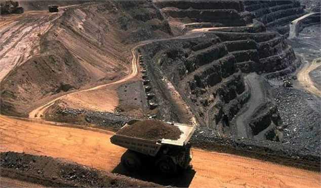 در مهر۹۷ تولید محصولات معدنی رشد دورقمی داشت