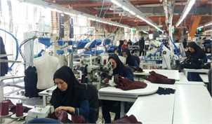 مشکلات داخلی بیش از تحریمها به صنعت پوشاک ضربه زده است