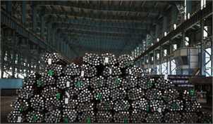 افت 30 درصدی قیمت فولاد