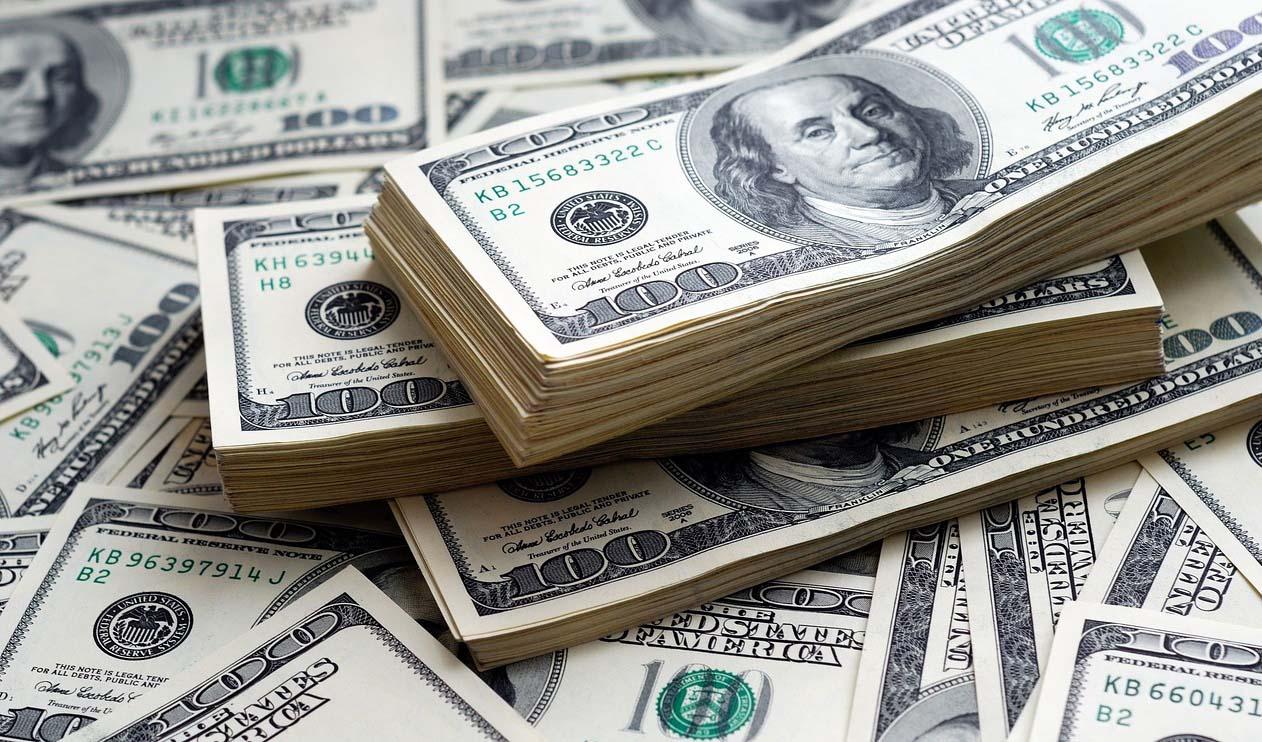 نرخ انواع ارز در سامانه سنا