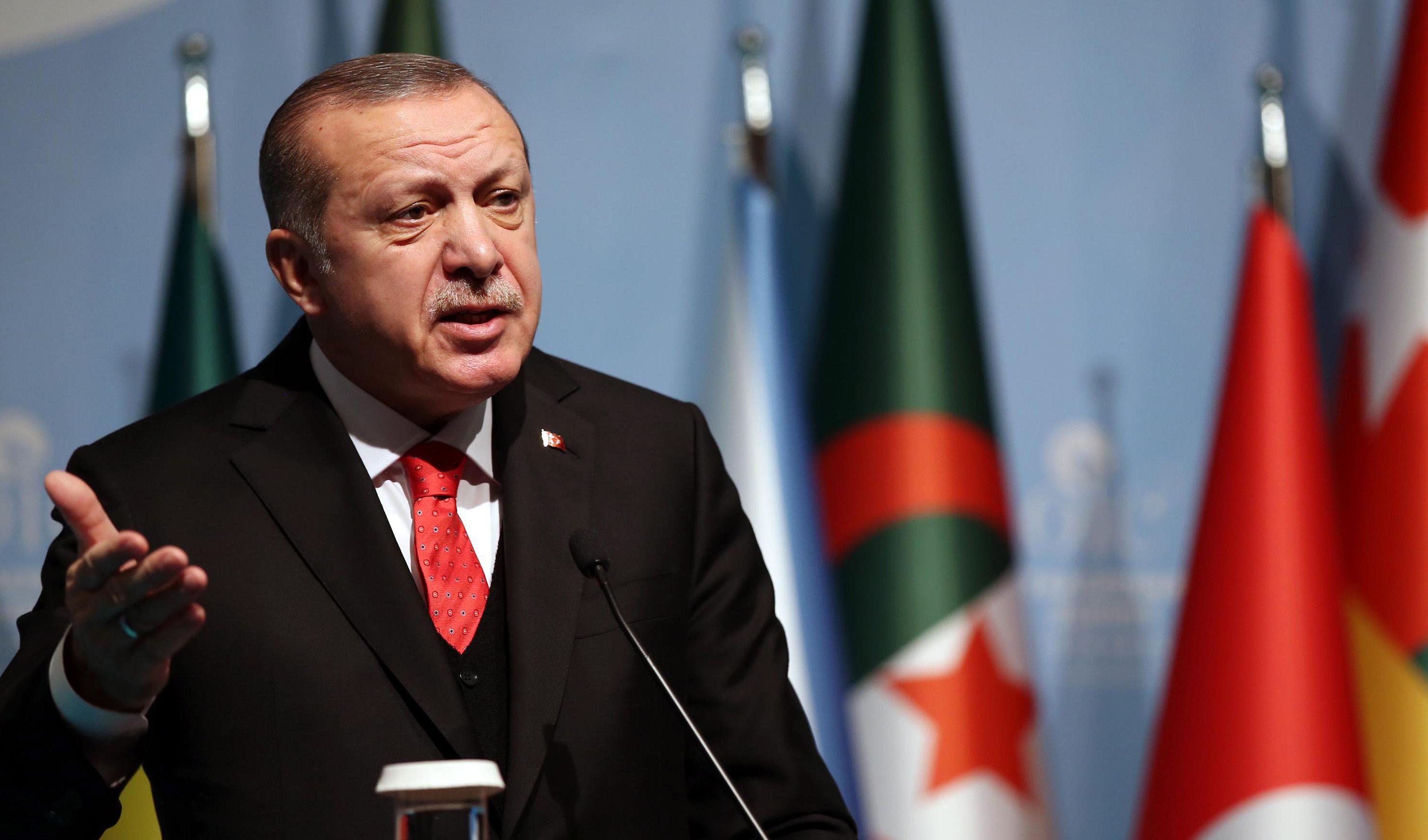 اردوغان: ترکیه امسال به صادرات 170 میلیارد دلاری دست مییابد