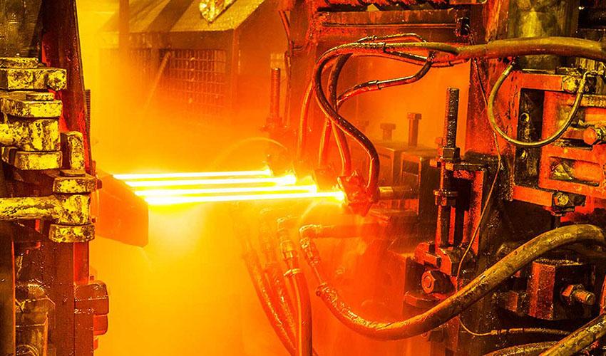 در ۱۱ ماه نخست ۲۰۱۸ روی داد: رشد ۱۷ درصدی تولید فولاد خام ایران