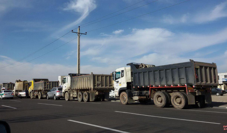 محاسبه کرایه کامیونها به ادارات کل راهداری استانها واگذار شد
