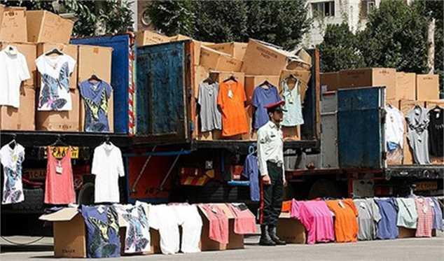 یک جریان سازمانیافته جلوی برخورد با برندهای محرز قاچاق پوشاک سنگاندازی میکند