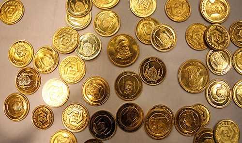 حباب 500 هزار تومانی قیمت سکه