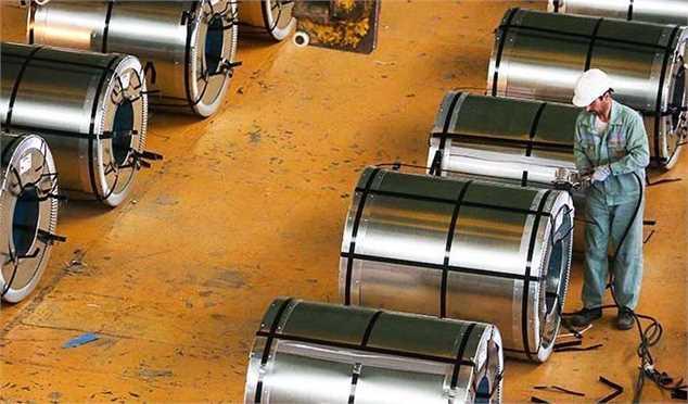 با وجود تحریمها صادرات فولاد ایران ثابت ماند