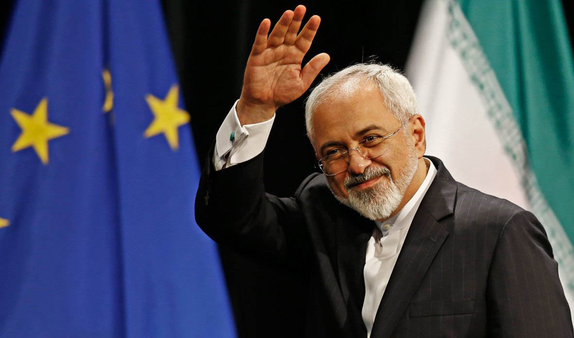 ظریف: آمریکا در حال جایگزینی ایران هراسی با سیاست خارجی واقعی است