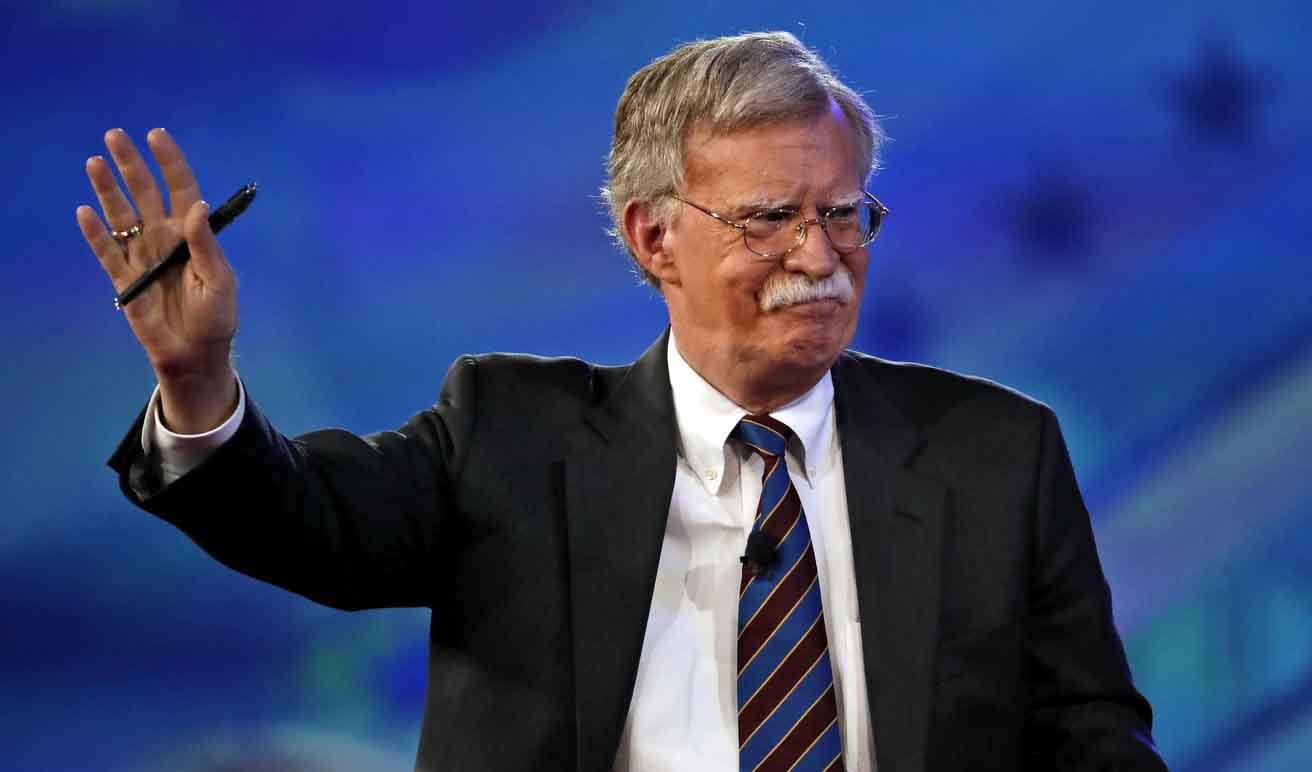 درخواست بولتون از پنتاگون برای حمله نظامی علیه ایران