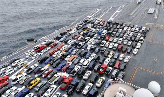 ممنوعیت واردات خودرو بدون انتقال ارز