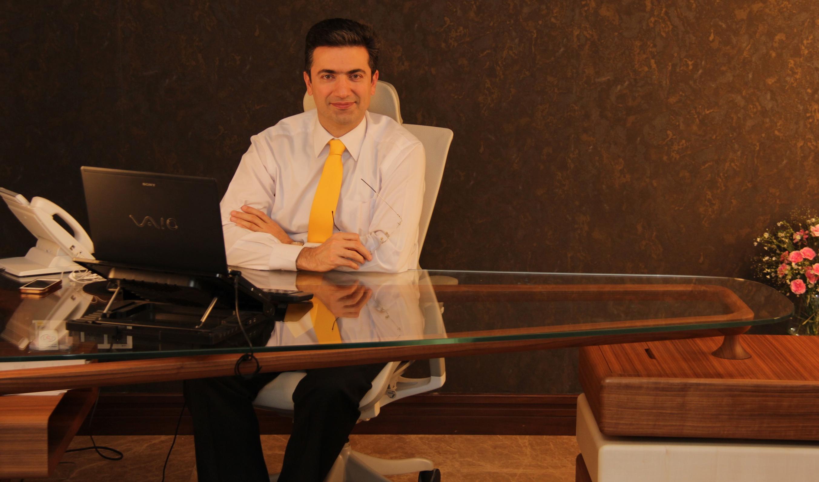 استعفا پدرام سلطانی از اتاق بازرگانی ایران