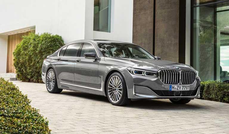 معرفی نسل جدید BMW سری 7 به همراه تصاویر