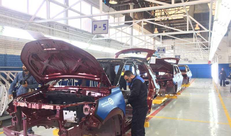 آغاز تولید خودرو شاسی بلند بیسو در ایران