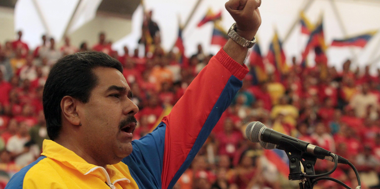 تلاش آمریکا برای قطع درآمد نفتی ونزوئلا