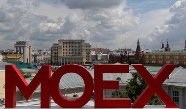 رکورد تاریخی شاخص بورس مسکو