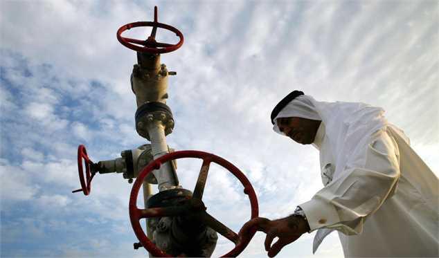 کاهش 400 هزار بشکه ای تولید نفت عربستان در ماه ژانویه