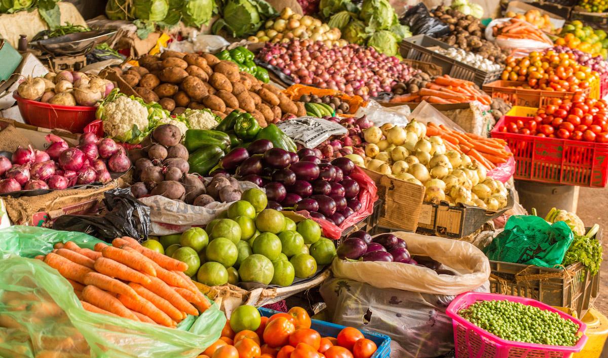 تغییرات قیمت محصولات کشاورزی در فصل پاییز