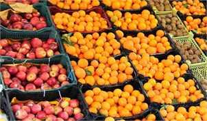 پایان کار ذخیره سازی ۳۰ هزارتن سیب درختی برای شب عید