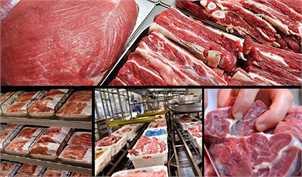 واردات ۱۳۳ هزار تن گوشت قرمز