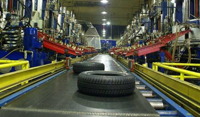 تولید بیش از 33 میلیون حلقه تایر در 10 ماهه نخست امسال