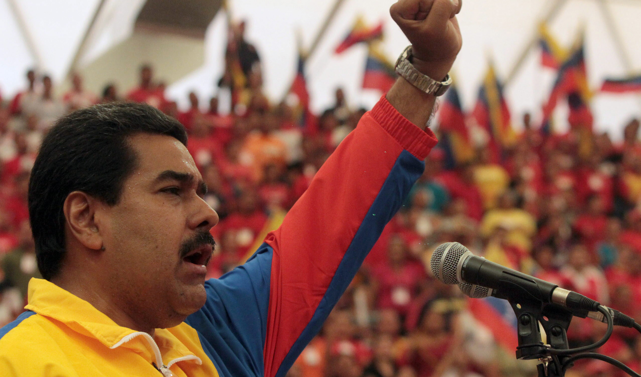 دولت ترامپ به دنبال ایجاد ائتلافی بزرگ برای برکناری مادورو است