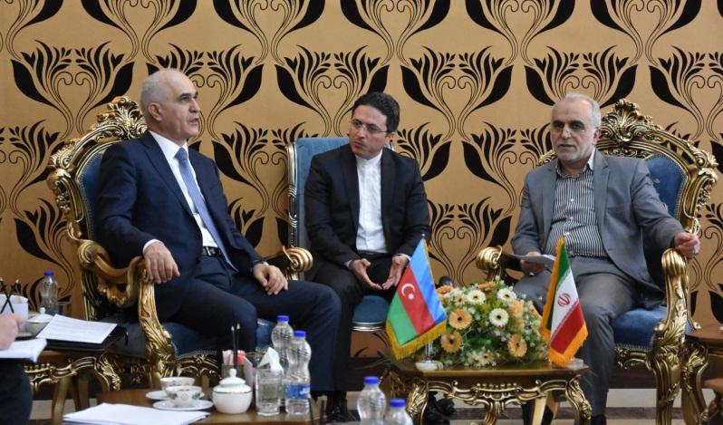 توافق ایران و جمهوری آذربایجان برای همکاری های بانکی