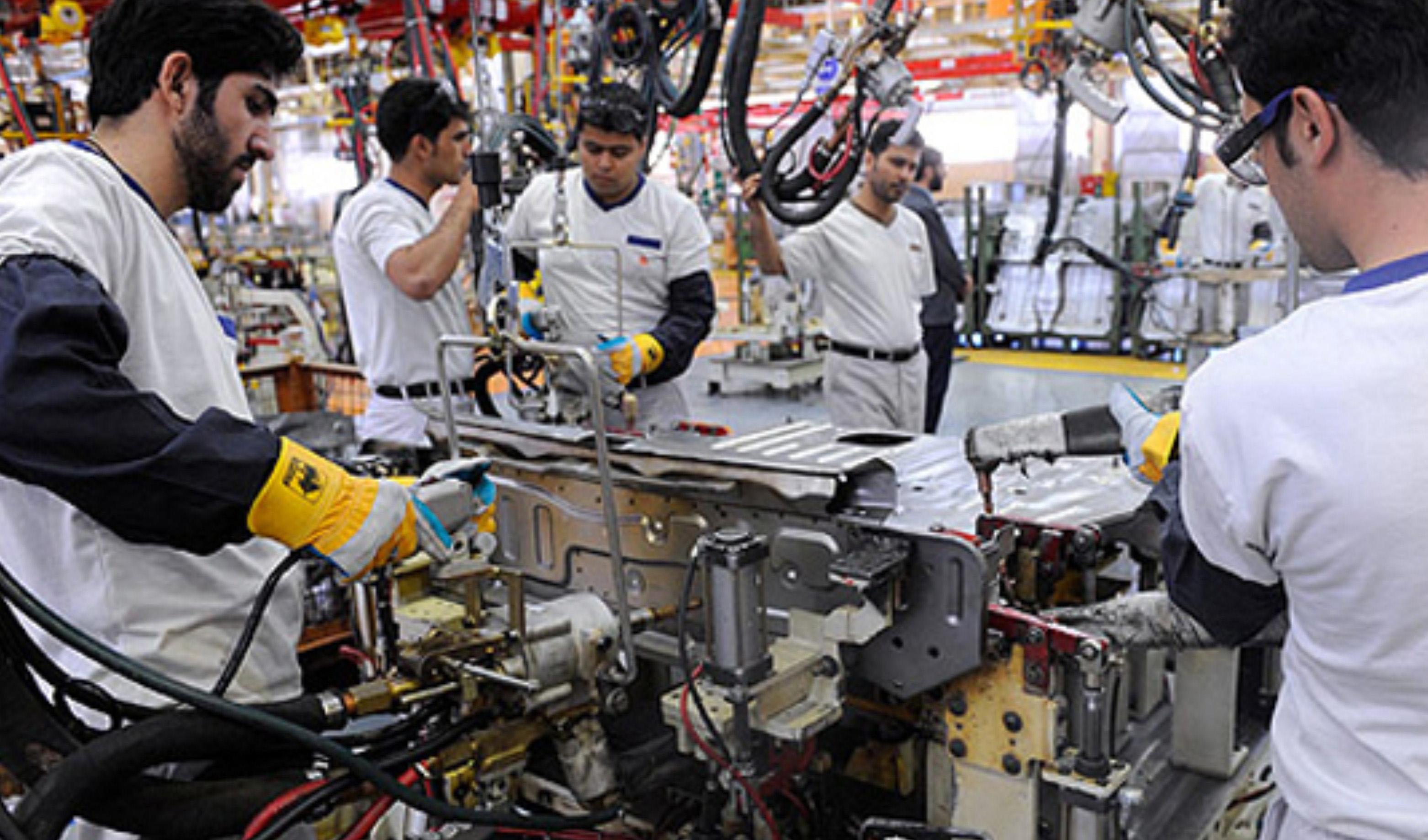تزریق ۳,۴۰۰ میلیارد تومان نقدینگی به صنعت قطعهسازی
