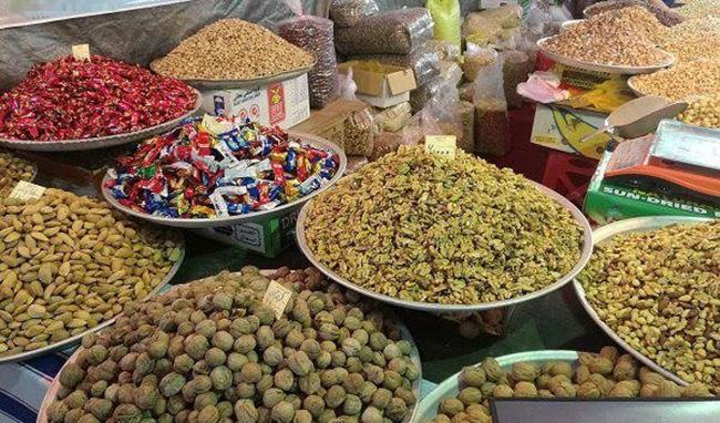 قیمت آجیل شب عید ۱۵۰ تا ۱۷۰ هزار تومان/ گرانفروشی را گزارش دهید