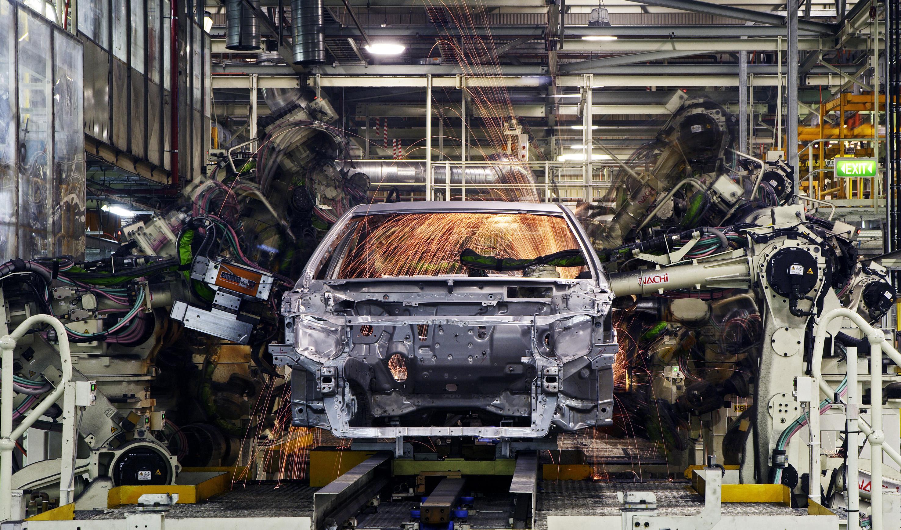 ضرورت تغییر ساختار در صنعت خودرو
