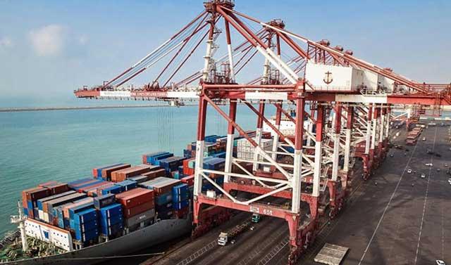 گره کاهش حجم تجارت خارجی در سایه تحریمها، سست شد